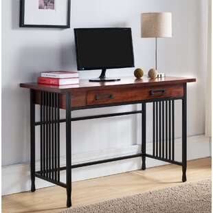 Perao Writing Desk by Alcott Hill Wonderful