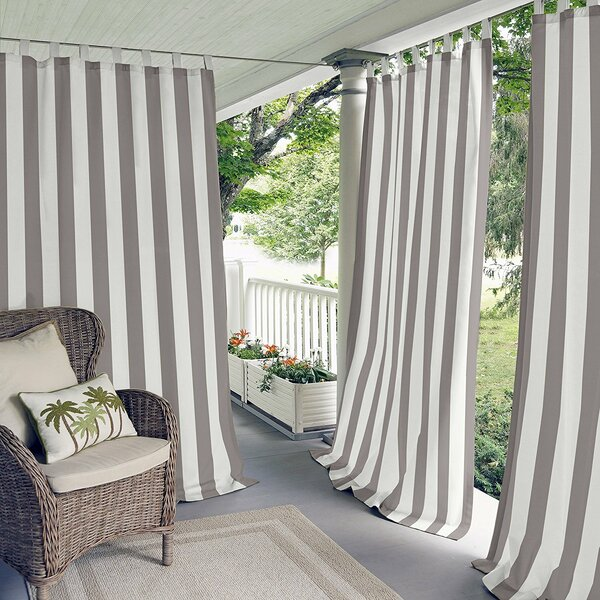 Curtains For Screened Porch Wayfair