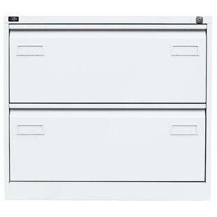 Light 2-Drawer Filing Cabinet By Bisley