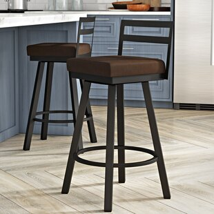 Find for Penton 30.75 Swivel Bar Stool By Brayden Studio