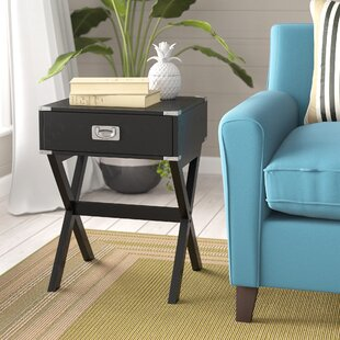 Grable End Table with Storage ..