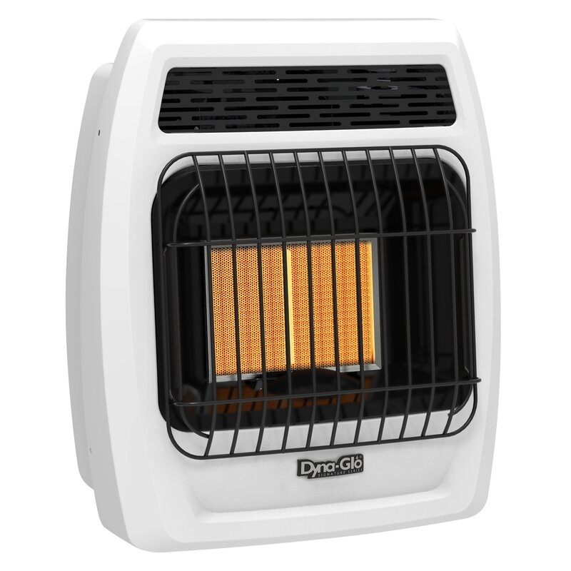 Dyna glo dyna glo vent free 12000 btu propane radiant wall heater dyna glo vent free 12000 btu propane radiant wall heater with thermostat sciox Gallery
