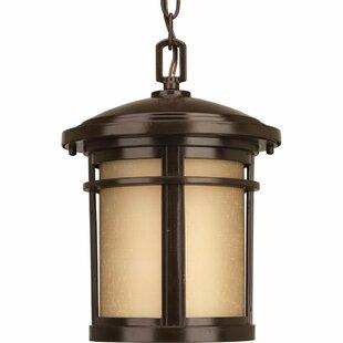 Great Price Chamberlain 1-Light Hanging Lantern By Bloomsbury Market