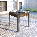 Sevinc Metal Side Table