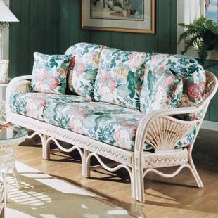 1100 Surfwind Sofa by South Sea Rattan