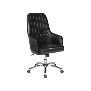 Dull High Back Office Chair