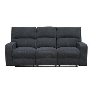 Ebern Designs Stephan Reclining Sofa