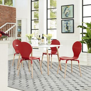 Purchase Chrisha Dining Chair (Set of 4) by Latitude Run Reviews (2019) & Buyer's Guide
