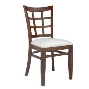New Bedford Solid Wood Dining Chair (Set of 2) Winston Porter