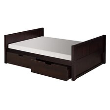 Nepheline Full/Double Platform Bed with Storage