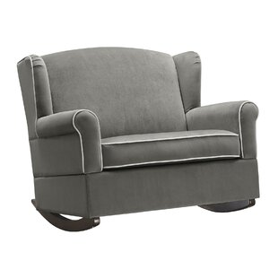 Greyleigh Bellaire Wingback Chair & Half Rocker