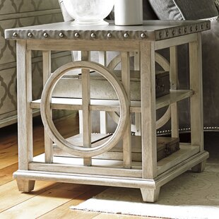 Reviews Oyster Bay Lewiston End Table by Lexington