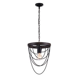 CWI Lighting 1-Light Novelty Pendant