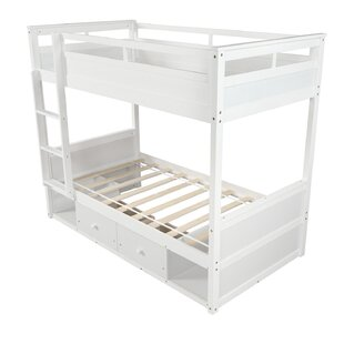 Styles Bunk Bed with Drawers by Harriet Bee
