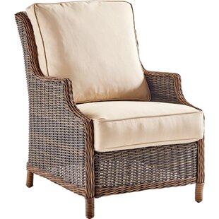 Fannin Patio Chair with Cushions