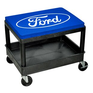 Ford Mechanic Seat With Cushion by Go Boxes LLC Wonderful