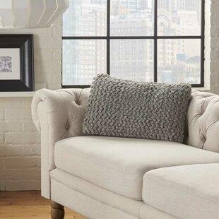 Keeley Wool Lumbar Pillow
