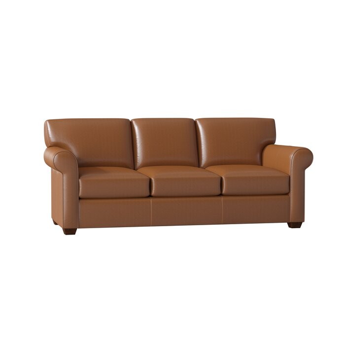 Rachel Leather Sofa