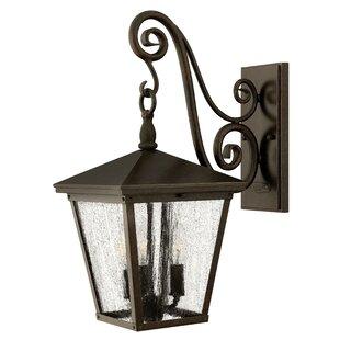 Look for Trellis 3 Light Outdoor Wall Lantern By Hinkley Lighting