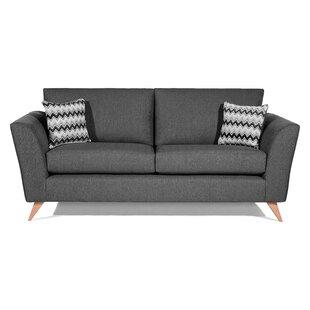 Uxbridge 3 Seater Sofa By Sofa Factory