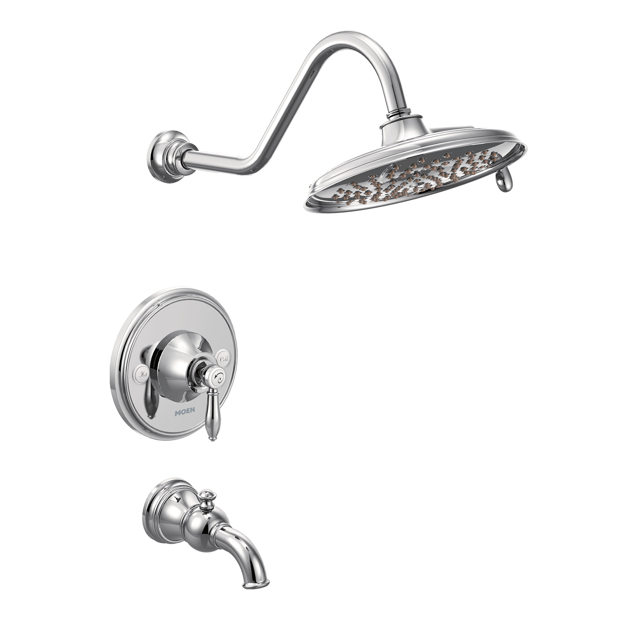 Weymouth Posi Temp Tub And Shower Faucet Diverter Lever Handle