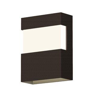 Astor Row 1-Light LED Outdoor Flush Mount..