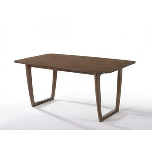 Carmella Rectangular Wooden Dining Table