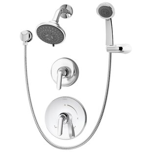 Symmons Elm Pressure Balance Hand Shower System with Lever Handle
