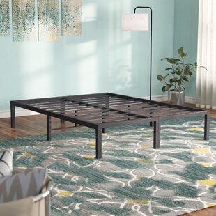 Frazier 14 Standard Profile Heavy Duty Platform Bed by Alwyn Home