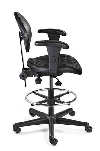 Superieur Everlast Ergonomic Drafting Chair