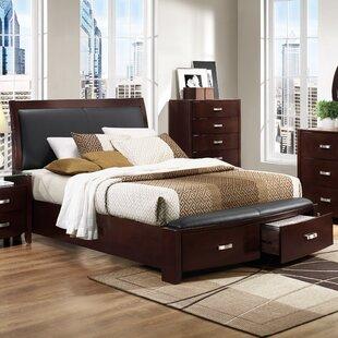 Rushmere Upholstered Storage Platform Bed by Latitude Run