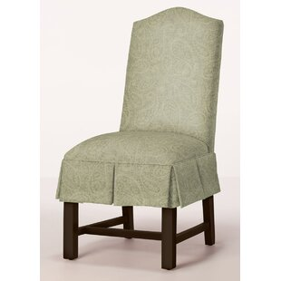 Whitehall Skirted Upholstered Dining Chair Sloane Whitney
