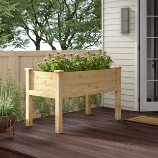 Wood Planters You Ll Love In 2020 Wayfair