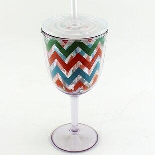 Acrylic Wine Glasses Wayfair
