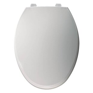 Bemis Just Lift Plastic Elongated Toilet Seat