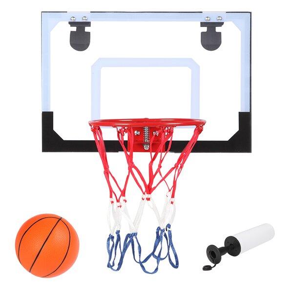 Ubesgoo Wall Mount Basketball Hoop Set
