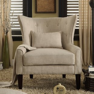 Millett Wingback Chair Three Posts