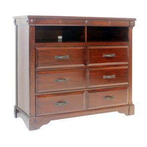 Durango 6 Drawer Media Chest by Avalon Furniture
