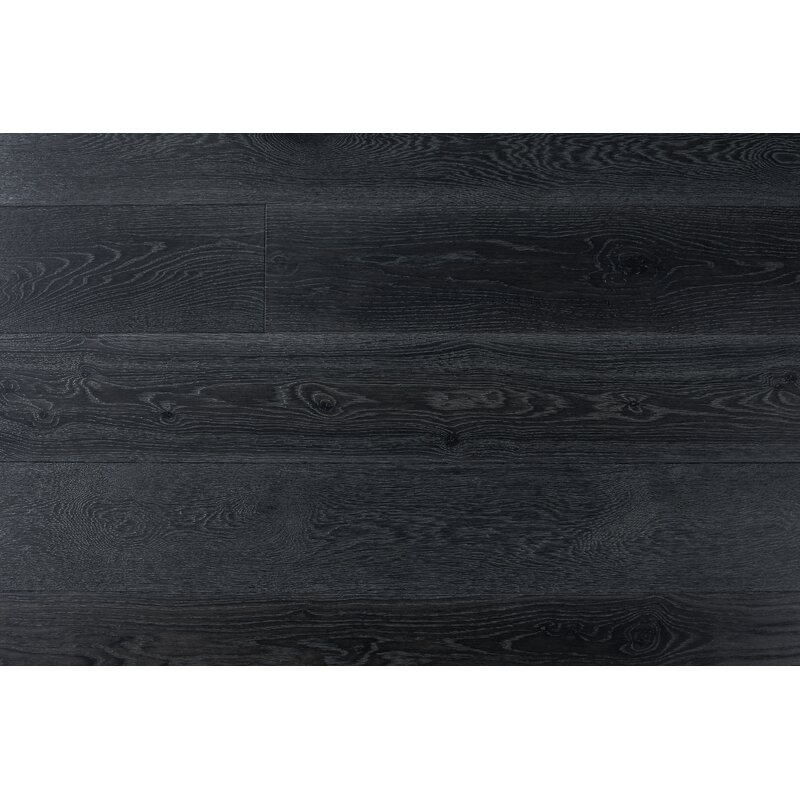 "Oak 3/5"" Thick x 7-1/2"" Wide x 43"" Length Engineered Hardwood Flooring"