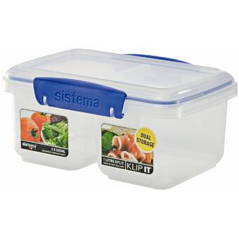 Rebrilliant Eldridge Max Cube 4 31 Qt Food Storage Container Reviews Wayfair