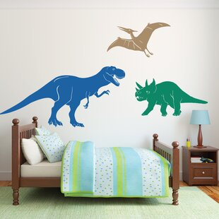 Dinosaurs Wall Decals Youu0027ll Love In 2019 | Wayfair