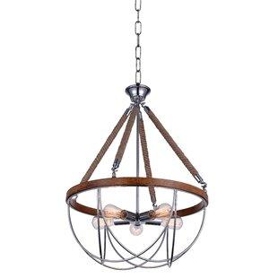 CWI Lighting Parana 5-Light Bowl Pendant