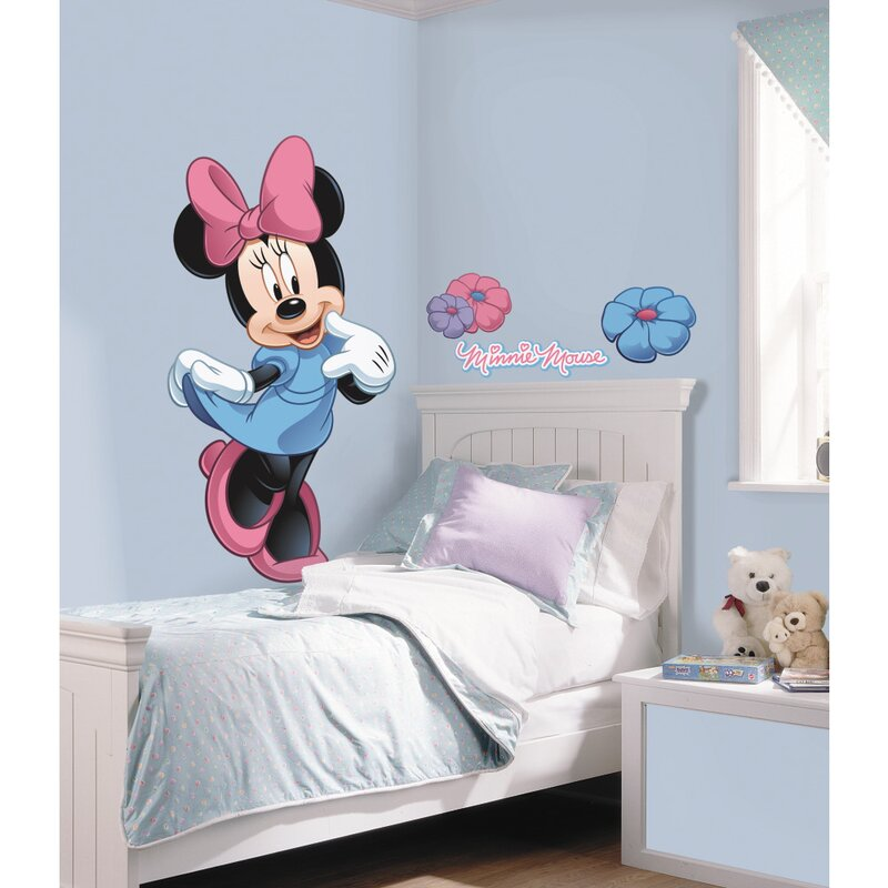 Room Mates Mickey And Friends Minnie