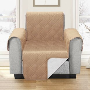 Waterproof T-Cushion Armchair Slipcover