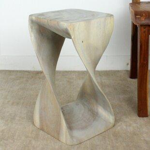 Belen Twist End Table