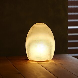 Paper Egg Moon 9 Table Lamp