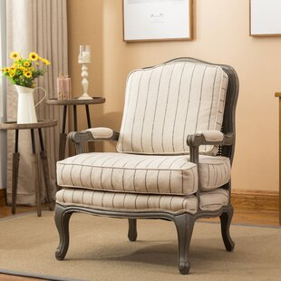 Armchair by One Allium Way Herry Up