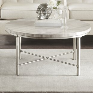 Alexys Round Coffee Table Orren Ellis