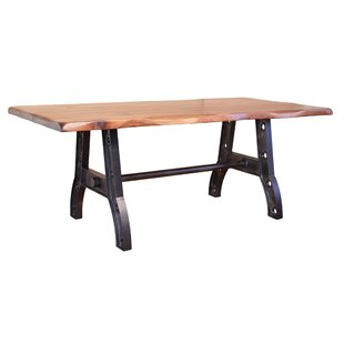 Stockwood Dining Table Millwood Pines