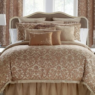 Margot 4 Piece Reversible Comforter Set